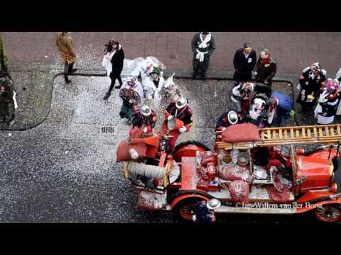 Optocht Bergen Op Zoom 2017 Krabbegat vastenavond carnaval 2017