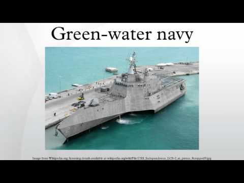 Green-water navy