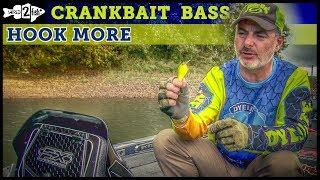 Hook More Bass on Crankbaits - Color Tweak
