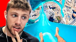 Top 10 Most Dangerous Water Slides