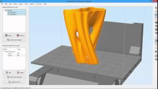 Dual Extrusion Wizard | Simplify3D