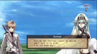 Record of Agarest War - Dyshana Ending