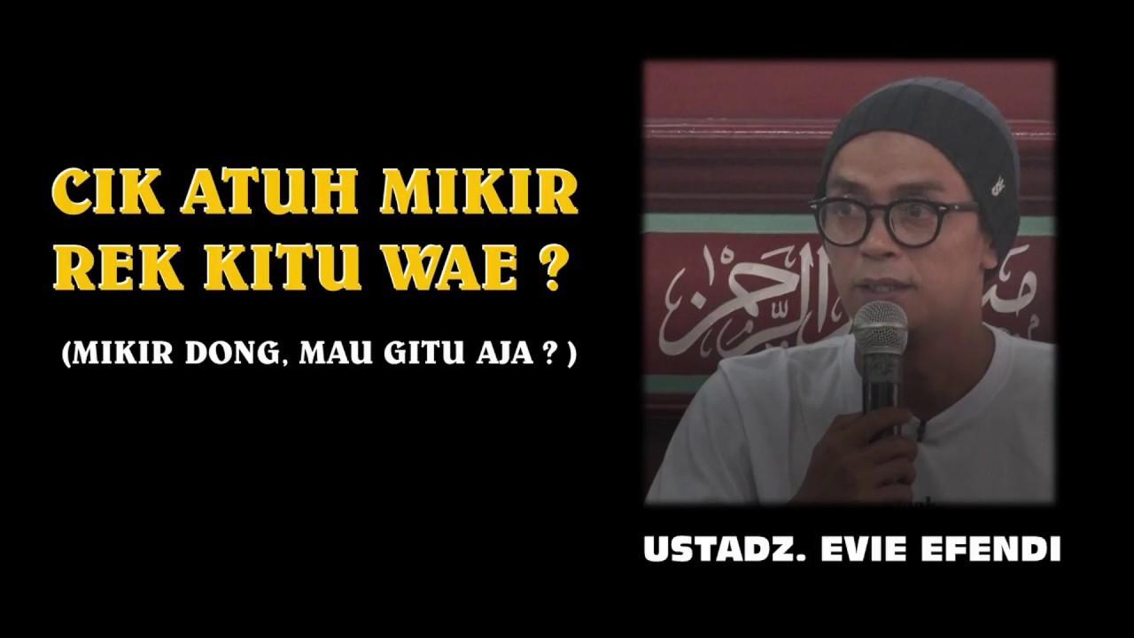 Ustadz Jaman Now Berdakwah Dengan Gaya Stand Up Commedy Evie