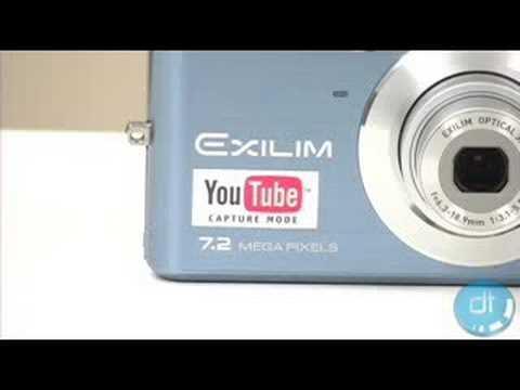 casio exilim 7.2 megapixel camera manual