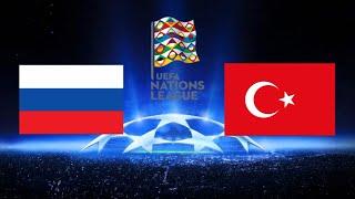 РОССИЯ ТУРЦИЯ 1 1 обзор матча 11 10 2020 МАТЧ ФУТБОЛ прямой эфир ОНЛАЙН ЛИГА НАЦИЙ 2020 FIFA 20