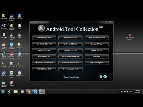 All In One Android Tool Collection 2017   All Frp Tool   IMEI Tool
