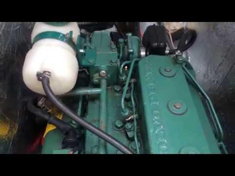 DIY Boat Restoration: Volvo Penta Final Engine checks and full speed test