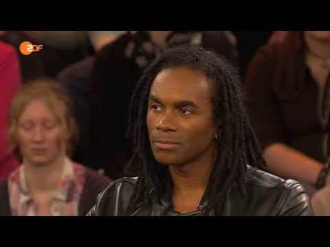 "Fabrice Fab Morvan of Milli Vanilli on ""Markus Lanz"" - Interview from April 16th, 2015 1/2"