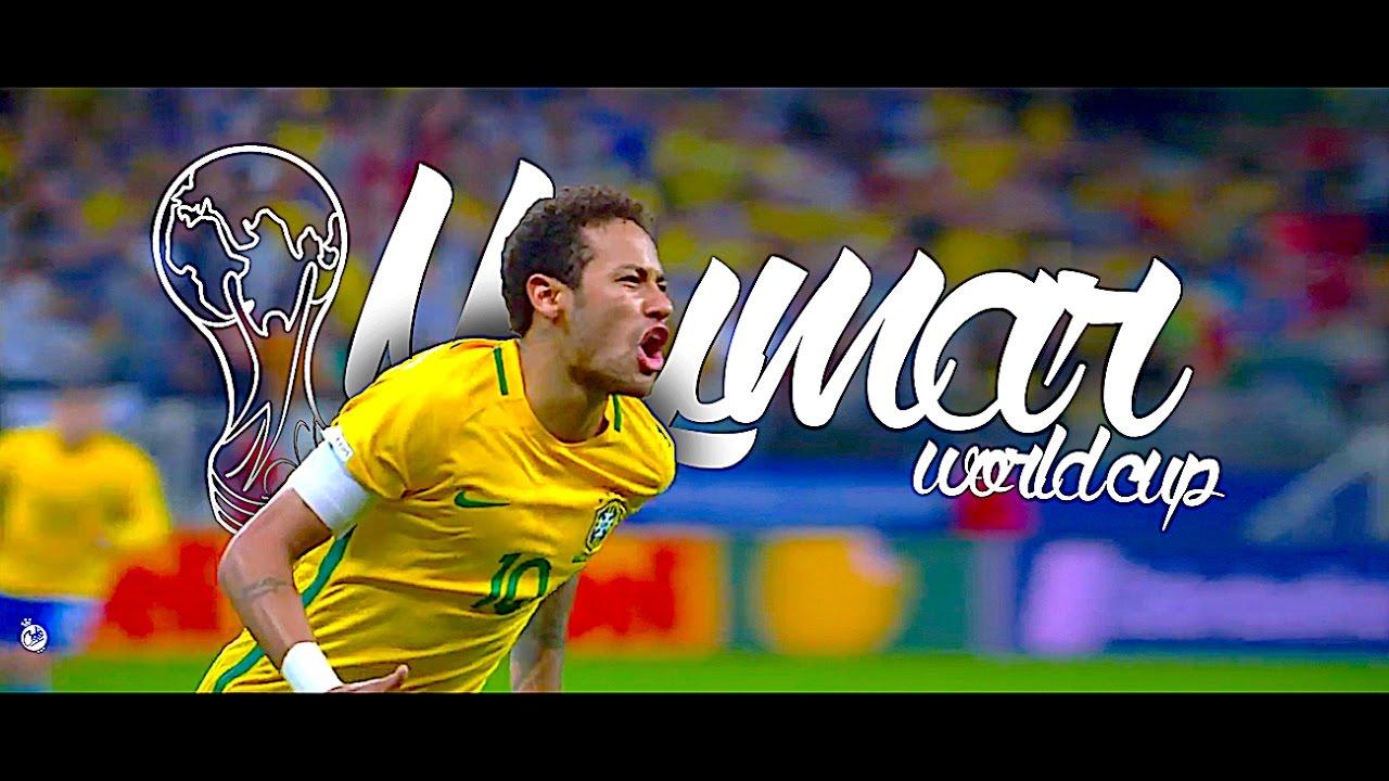 Neymar Amp Brazil Ready For Russia 2018 Youtube