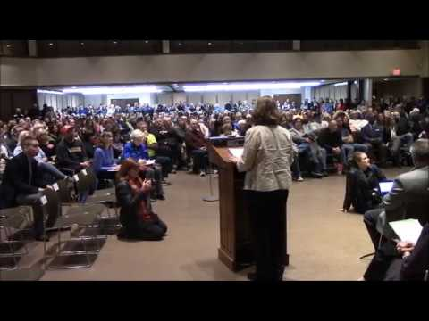 EPA MEETING FOR PUBLIC COMMENTS ON  WEST LAKE LANDFILL PROPOSED REMEDY   MARCH 06, 2018