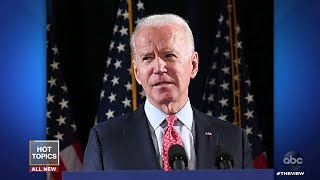 "Joe Biden ""auditioning"" Possible Vp Picks? | The View"