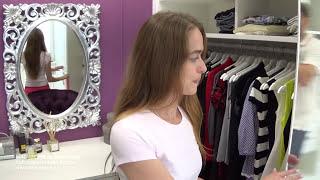 Гардеробная(Обзорное видео гардеробной комнаты в классическом стиле. Особенности планировки пространства и организац..., 2016-09-15T18:59:05.000Z)