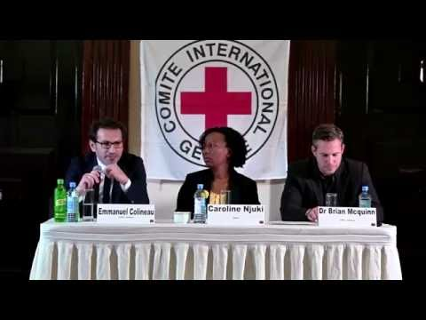 The role of humanitarian actors in generating respect for the law