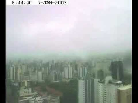 brazil belo horizonte city rainy days