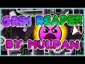 Grim Reaper (By Mulpan) [All Coins] | Geometry Dash 2.11