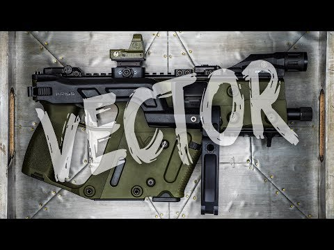 The ULTIMATE Kriss Vector Review - Detailed walk through, se