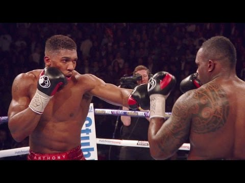 Legendary Boxing Highlights: Joshua vs...