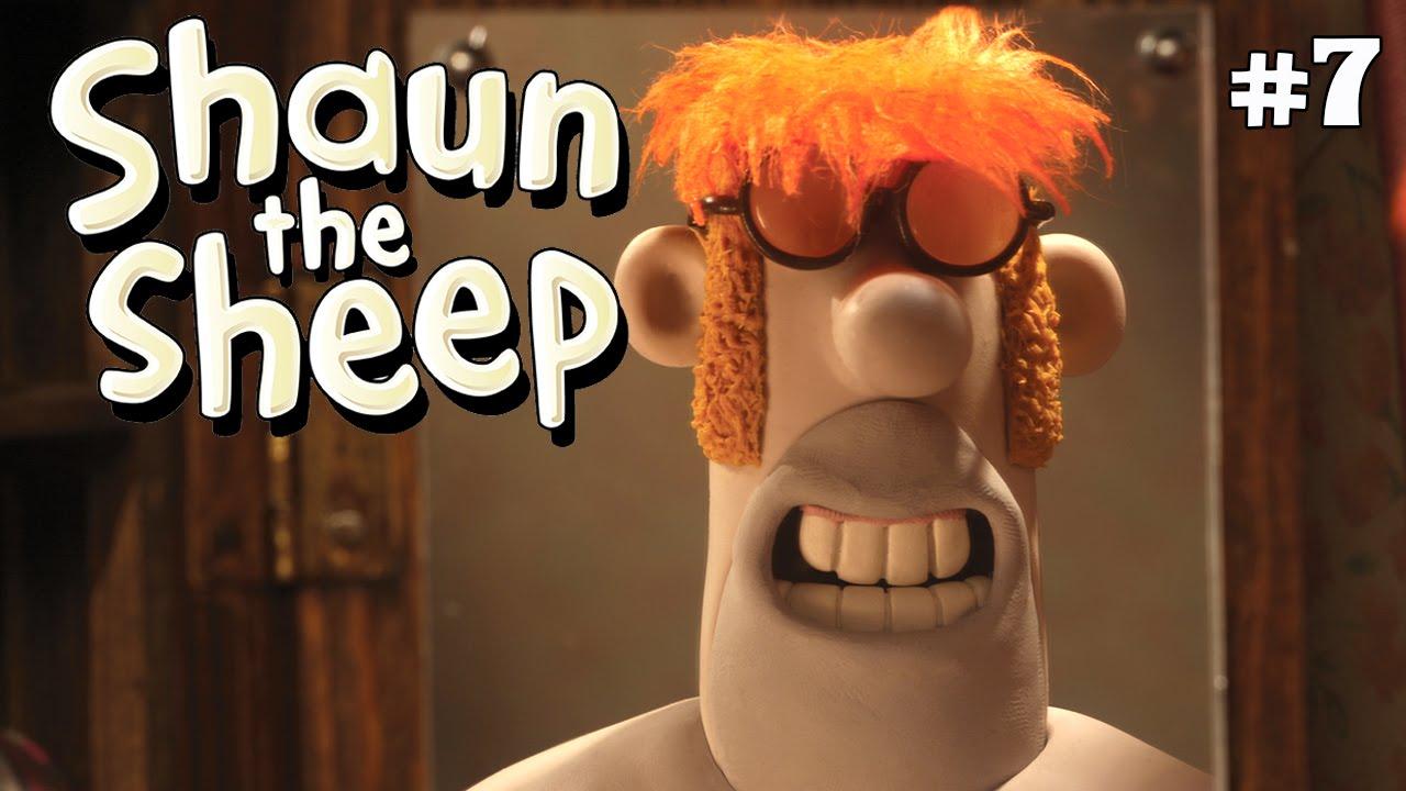 Shaun the Sheep - Salah Ambil [Hair Today Gone Tomorrow ...