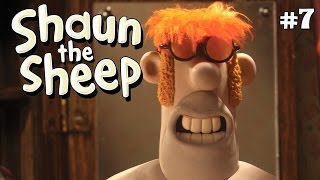 Shaun het Schaap - Waar is mijn haar?