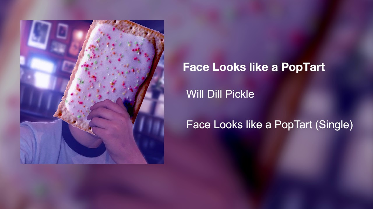 Will Vollman Face Looks Like A Poptart Offical Audio Youtube