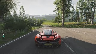 Forza Horizon 4 - McLaren P1 Gameplay