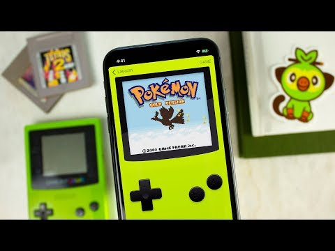 How To Play Gameboy & GBC Games On Your IPhone, IPad Or IPod!