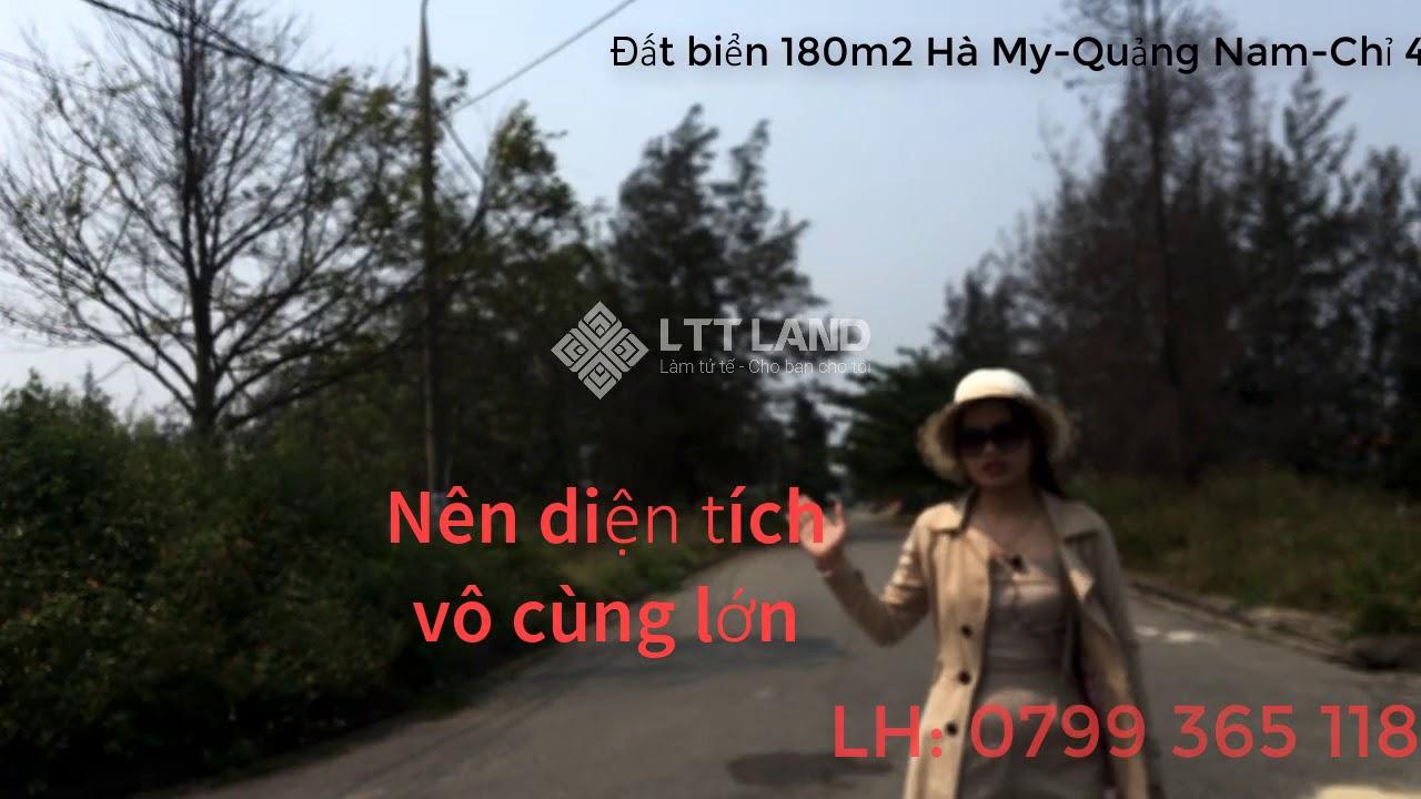 Bán đất biển giá rẻ Đà Nẵng- Quảng Nam