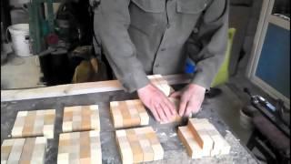 видео Склеивание и сборка древесины