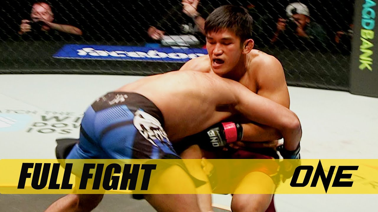 Aung La N Sang vs. Mohamed Ali | ONE: BATTLEGROUND Fight Replay