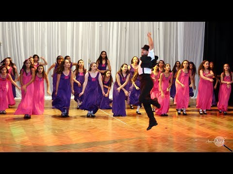Zorba Greek Ballet Performance 2017