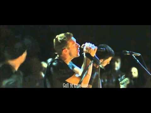 Coldplay - True Love (with Lyrics)