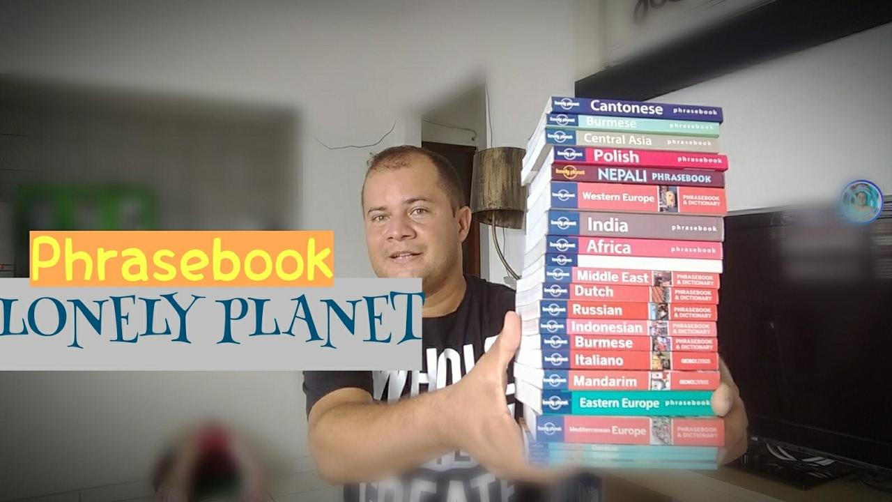 Lonely planet phrasebooks livros de conversao youtube lonely planet phrasebooks livros de conversao fandeluxe Gallery