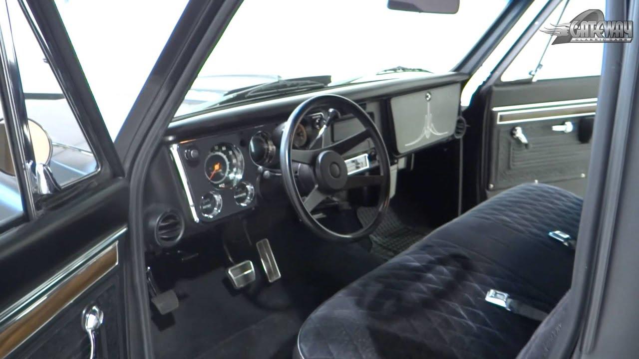 1971 Chevrolet Cheyenne C10 Truck 80 Ndy Gateway