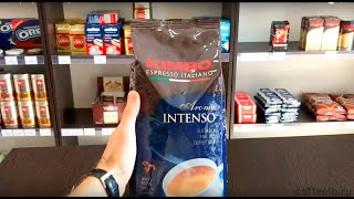 Обзор зернового кофе Kimbo Aroma Intenso