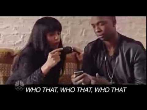 Jay Pharoah & Kerry Washington  What Does My Girl Say