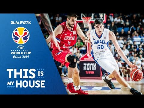 Israel v Serbia - Highlights - FIBA Basketball World Cup 2019 - European Qualifiers