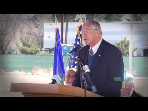 Multi-Ambulatory Care Center Groundbreaking | 1-30-12