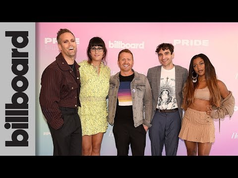They/Them Write the Songs | Full Billboard & THR Pride Summit Panel