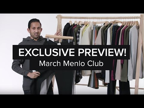 March Menlo Club Preview w/Dee