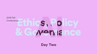 AI Ethics, Policy, and Governance at Stanford - Day Two