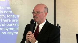 "Iona Senior Services presents ""Aging Versus Dementia"" Part One with Dr. R. Scott Turner"