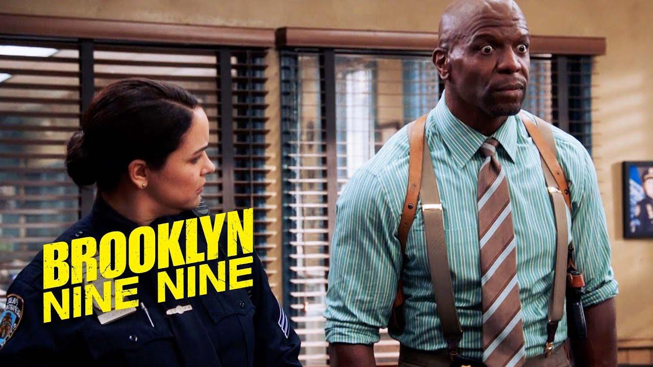 Download Terry's Tummy   SEASON 8   Brooklyn Nine-Nine