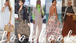 10 of the Hottest Fashion Looks For Spring & Summer 2019