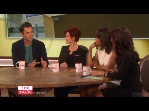 Jason Thompson on The Talk