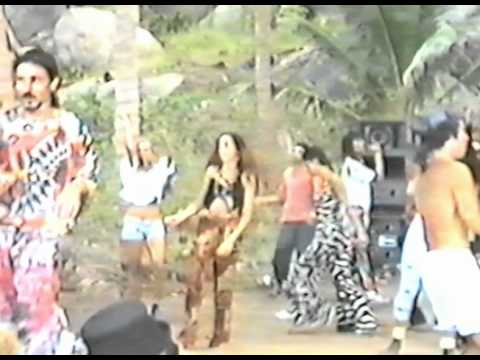 full moon party koh phangan 1993