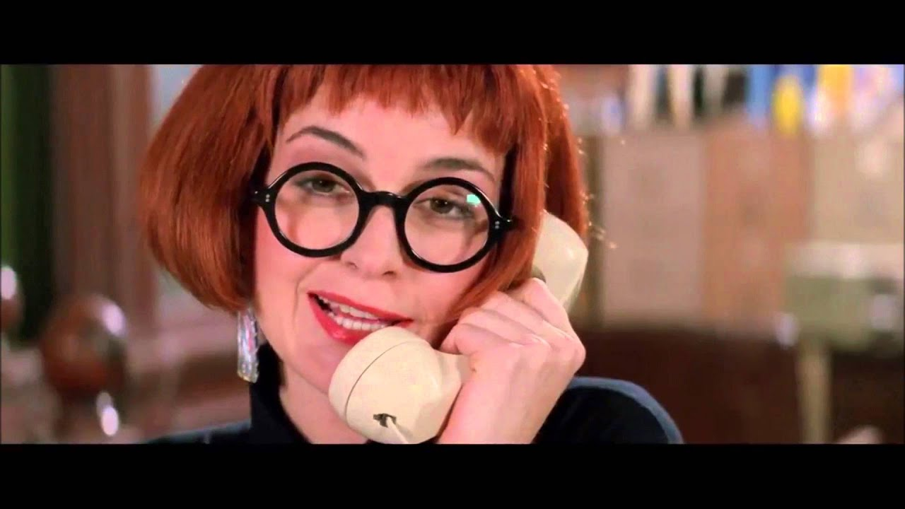 Annie Potts Ghostbusters 2