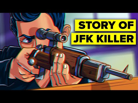 The Crazy True Story of the Man Who Killed JFK  