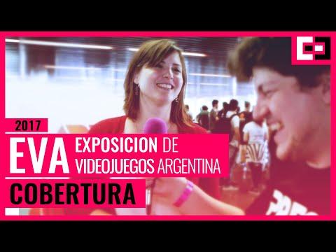 EVA 2017 | Exposición de Videojuegos Argentina | Press Over