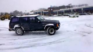 Jeep doughnuts
