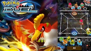 Pokémon Duel Gameplay - First Duel (iOS/Android)
